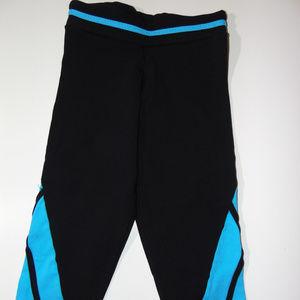 949e07c3cbddd Margarita Supplex · Margarita Supplex Yoga Crop Leggings Blue/Black